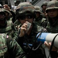 Thai coup official: Democracy caused 'losses'