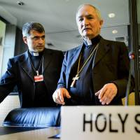 At U.N., Vatican seeks limit on sex abuse responsibilities