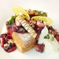 A new slice on French toast; summer oysters a real treat; an anniversary to remember