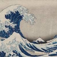 The icon: Katsushika Hokusai's 'The Great Wave off the Coast of Kanagawa (Kanagawa-oki Nami-ura)' from the series 'Thirty-six Views of Mount Fuji (Fugaku Sanjurokkei)' (ca. 1830-34) | WILLIAM STURGIS BIGELOW COLLECTION, 11.17652; PHOTOGRAPH © 2014 MUSEUM OF FINE ARTS, BOSTON. ALL RIGHTS RESERVED