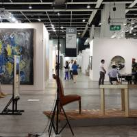 A view of last year's Art Basel in Hong Kong. | MCH MESSE SCHWEIZ (BASEL) AG