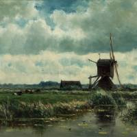 Before the vividness of France came the simplicity of Holland