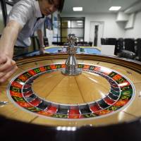 Casino legislation? Abe says you bet
