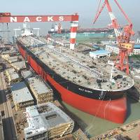 Kawasaki to take on Korean rivals with LNG tankers made in China