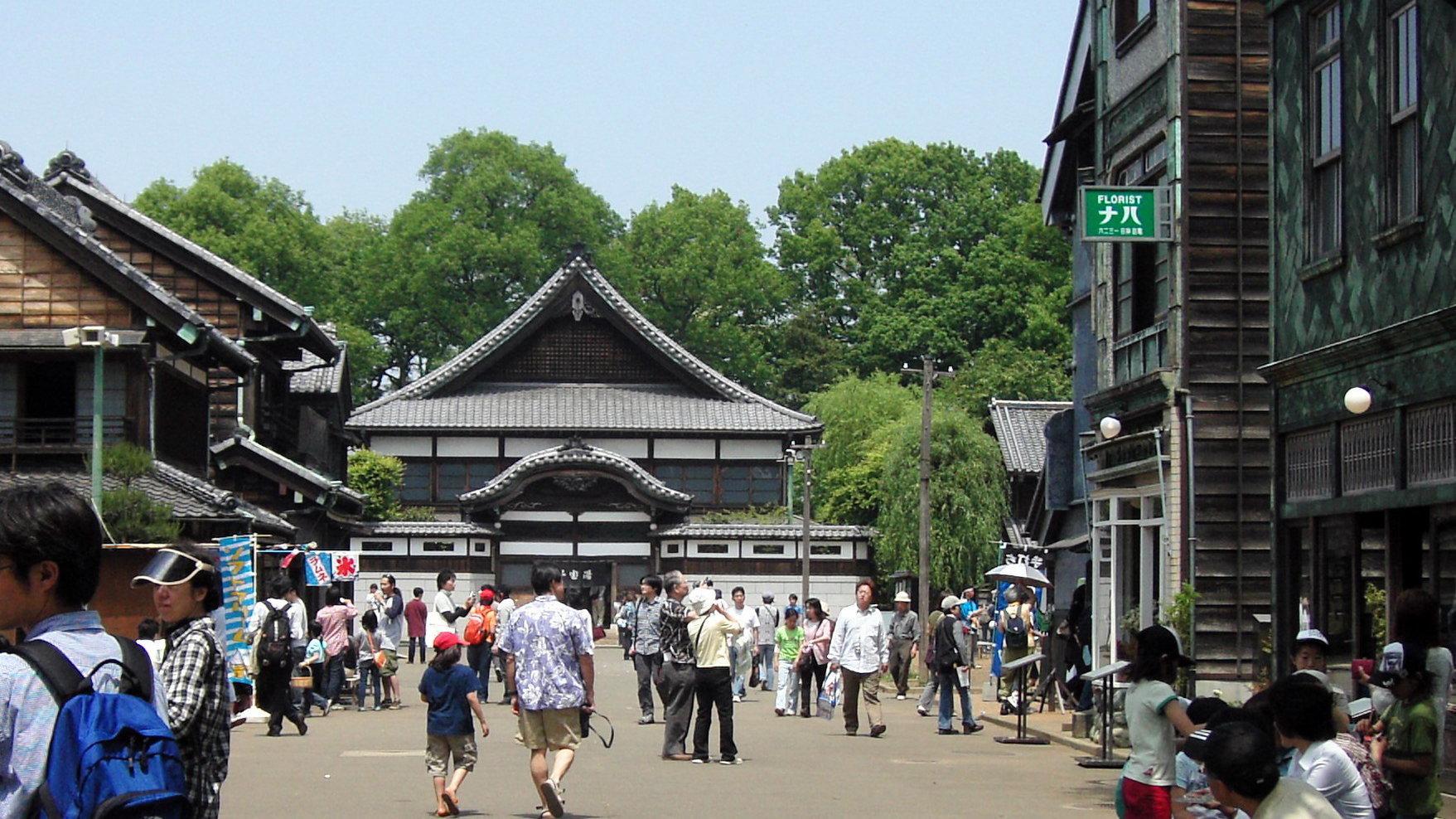 Edo Tokyo Open Air Architectural Museum The Japan Times