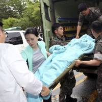 South Korea uses decoy for fugitive soldier