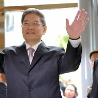 First minister-level Chinese official heads to Taipei for talks