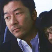 Forbidden zone: Tadanobu Asano (left) plays Jungo, who makes a lover of a young girl (Fumi Nikaido) he is raising. | © 2014