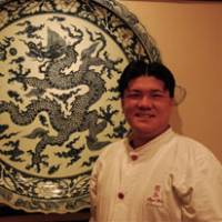 A new tradition: Chef Seiji Yamamoto no longer uses 'molecular' techniques but draws on refined kaiseki ryori in his dishes.