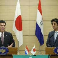 Paraguay leader vows to boost investment climate for Japanese firms