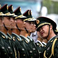Xi calls for China frontier defense
