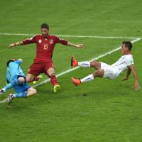 Spain's reign ended by Chile