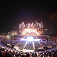 Review: Japan Night at National Olympic Stadium