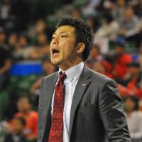 On the move again: Koto Toyama is the new coach of the Shiga Lakestars. He will lead his fourth bj-league team in as many seasons for the 2014-15 campaign. | MIYAZAKI SHINING SUNS/BJ-LEAGUE
