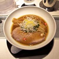 Light meal: Delicate assari noodles at Ramen Kugatsu-do. | ROBBIE SWINNERTON