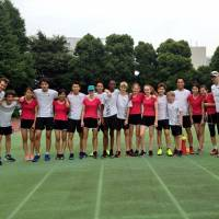 British School runners hit historic Nakasendo trade trail