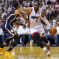 Healthy Wade eyes NBA title