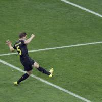 Vertonghen's goal puts Belgium top, knocks out S. Korea