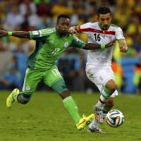 Iran-Nigeria scoreless draw leaves Brazilian fans uninspired