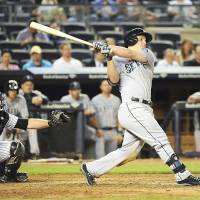 Seager's rare hitting feat powers Mariners past Yankees