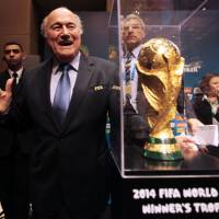 Chaos reigns for FIFA as World Cup looms