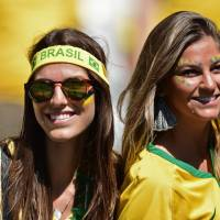 World Cup exposes divide