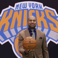 Knicks hire Fisher as head coach