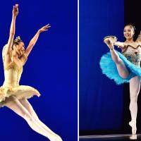 Ballerinas shine at top U.S. meet