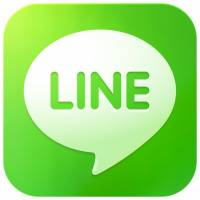The logo for the Line app | NAVER JAPAN CORP.