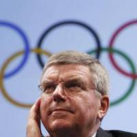 Future hopes: IOC president Thomas Bach says he wants to see Africa host the Olympics in the future, while pushing for more cities and nations to bid for the chance. | REUTERS