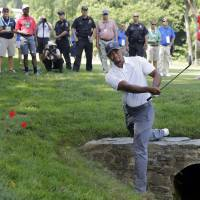 Tiger misses cut in return to course