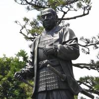 Okazaki's grapes, Ieyasu legacy reel in tourists