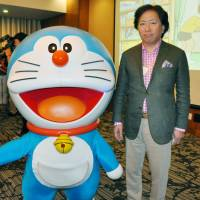 Doraemon hitting U.S. airwaves this summer