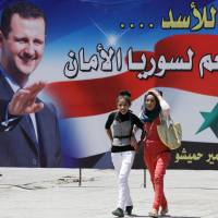 Once near defeat, Assad reasserts himself
