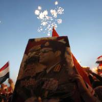 Egypt's el-Sissi faces furor over 'sexual terrorism'