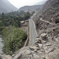 Inca roads on World Heritage list