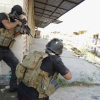 U.S. Special Forces face thorny challenge in Iraq