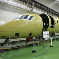 Mitsubishi Aircraft yet to sell JAL on regional jet