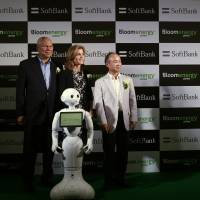 SoftBank unveils Android-like OS for robots