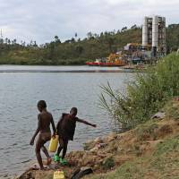 Rwanda's deadly methane lake to be tapped as energy source
