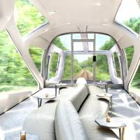 JR East takes the wraps off new luxury train