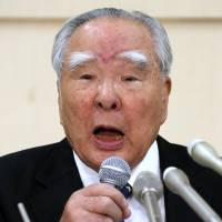Suzuki Motor's CEO, 84, spurs succession fears