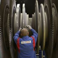 Paris picks GE for Alstom