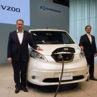 Nissan to launch first electric minivan