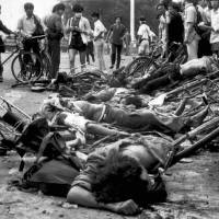 A look at the Tiananmen massacre and aftermath