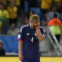 Ousted Samurai Blue faces cold facts on world stage