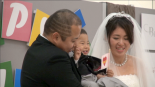 [VIDEO] Happy Family Wedding: a surprise wedding ceremony at shopping center