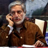 Afghan election front-runner Abdullah escapes assassination bid