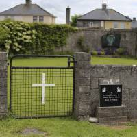 Remains of 800 infants found at Irish women's home run by nuns