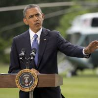 Obama faces limited options, doubts over airstrikes in Iraq crisis